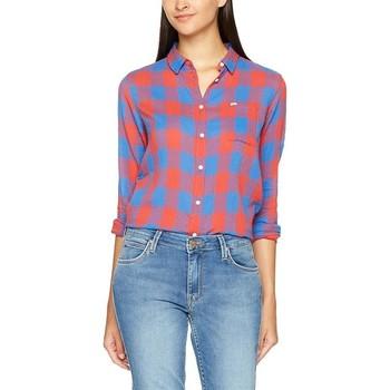 Ruhák Női Ingek / Blúzok Lee Koszula  Ultimate Shirt L47ISISG Wielokolorowy