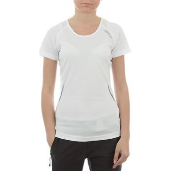 Ruhák Női Rövid ujjú pólók Dare 2b T-shirt  Acquire T DWT080-900 biały