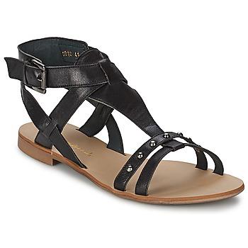 Cipők Női Szandálok / Saruk Casual Attitude JOSPRO Fekete