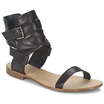 Shoes Női Szandálok / Saruk Casual Attitude PANTOLA Fekete