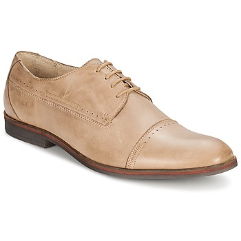 Shoes Férfi Oxford cipők Carlington PURP Bézs