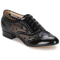 Cipők Női Bokacipők Fericelli ABIAJE Fekete