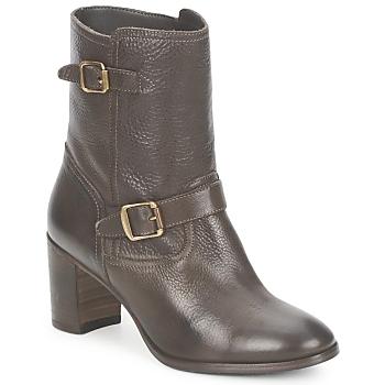 Shoes Női Bokacsizmák Yin BETH GIPSY Mokka