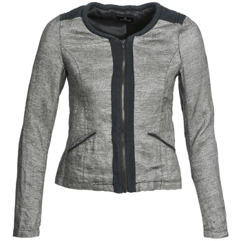 Ruhák Női Kabátok / Blézerek One Step VALSE Szürke / Tengerész