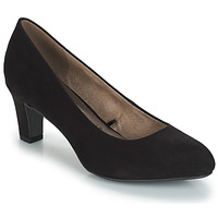 Cipők Női Félcipők Tamaris LETICIA Fekete