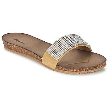Cipők Női Papucsok Dune London JLINGS Bőrszínű