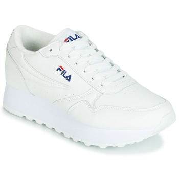 Cipők Női Rövid szárú edzőcipők Fila ORBIT ZEPPA L WMN Fehér