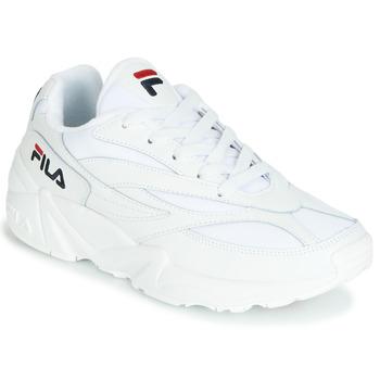 Cipők Női Rövid szárú edzőcipők Fila VENOM LOW WMN Fehér