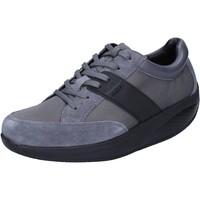 Cipők Női Rövid szárú edzőcipők Mbt BT41 Szürke