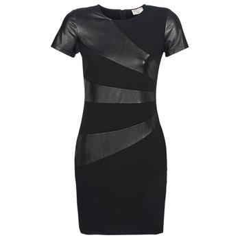 Ruhák Női Rövid ruhák Moony Mood JOULOU Fekete