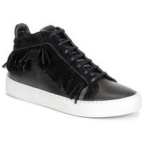 Cipők Női Magas szárú edzőcipők Paul & Joe PAULA Fekete