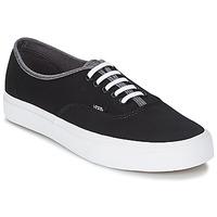 Shoes Férfi Magas szárú edzőcipők Vans AUTHENTIC Fekete  / Szürke