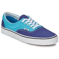 Shoes Női Rövid szárú edzőcipők Vans ERA Kék