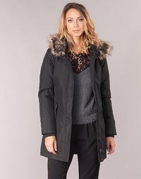 Ruhák Női Parka kabátok Only ONLKATY Fekete