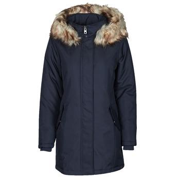 Ruhák Női Parka kabátok Only ONLKATY Tengerész