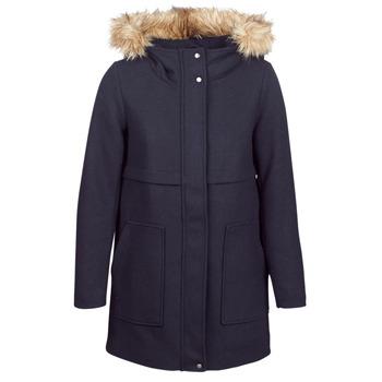 Ruhák Női Kabátok Only ONLNOAH Tengerész