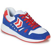 Cipők Rövid szárú edzőcipők Hummel LEGEND MARATHONA Kék / Piros / Fehér