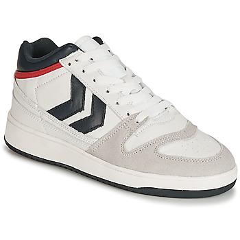 Cipők Rövid szárú edzőcipők Hummel MINNEAPOLIS Fehér