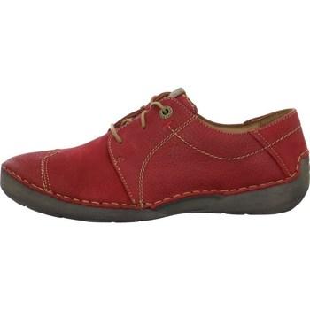 Cipők Női Rövid szárú edzőcipők Josef Seibel Fergey 20 Piros