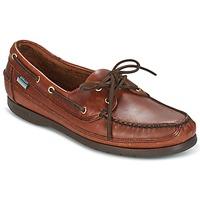 Cipők Férfi Vitorlás cipők Sebago SCHOONER Barna