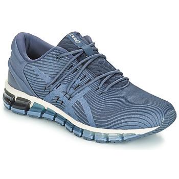 Cipők Férfi Rövid szárú edzőcipők Asics GEL-QUANTUM 360 5 Kék