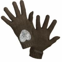 Textil kiegészítők Női Kesztyűk Moschino 29849 Sötét-Zöld