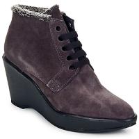Shoes Női Bokacsizmák Parallèle LAHO Szilva