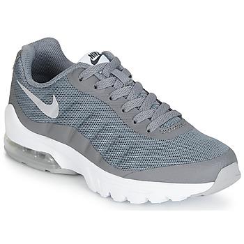 Cipők Gyerek Rövid szárú edzőcipők Nike AIR MAX INVIGOR GS Szürke