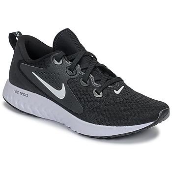 Cipők Női Futócipők Nike REBEL REACT Fekete  / Fehér