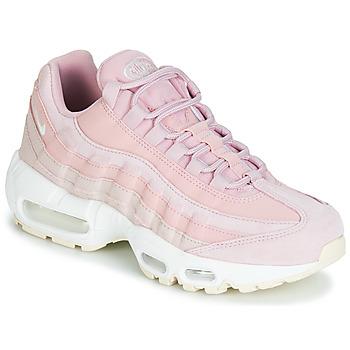 Cipők Női Rövid szárú edzőcipők Nike AIR MAX 95 PREMIUM W Rózsaszín